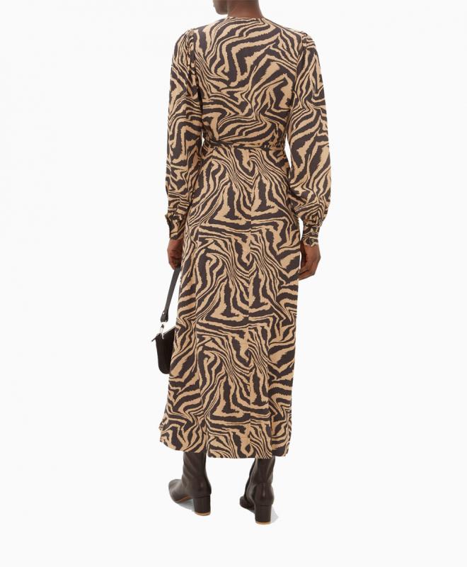 Location Robe GANNI Zebra 3