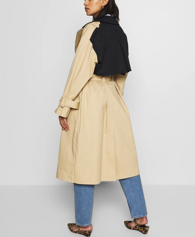 Location Trench Who What Wear 5