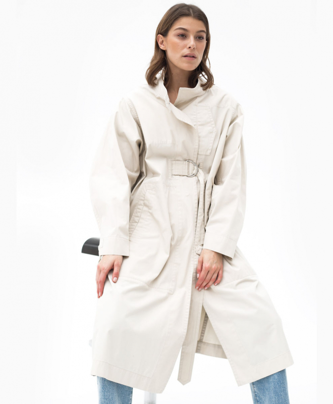 Location Trench ISABEL MARANT Jaci 2