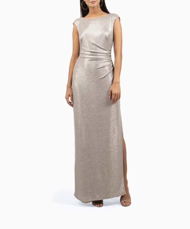 RALPH LAUREN long dress rental Ivana. 2