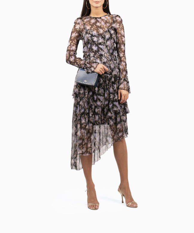 ZIMMERMANN dress rental Stranded Tier. 4