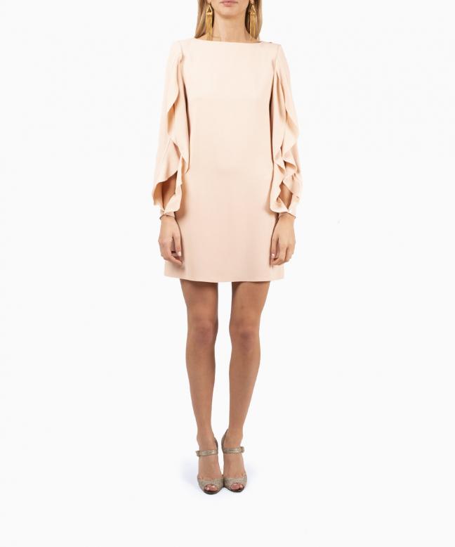 ELISABETTA FRANCHI dress rental Sartorial Nude. 2