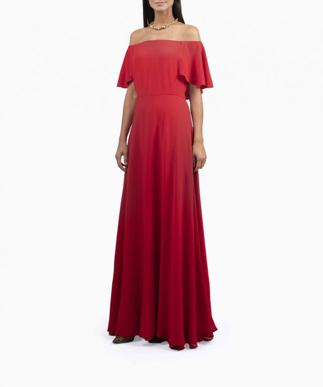 Location robe Valentino Red 4