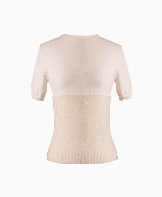 Location Tee shirt CARVEN blanc