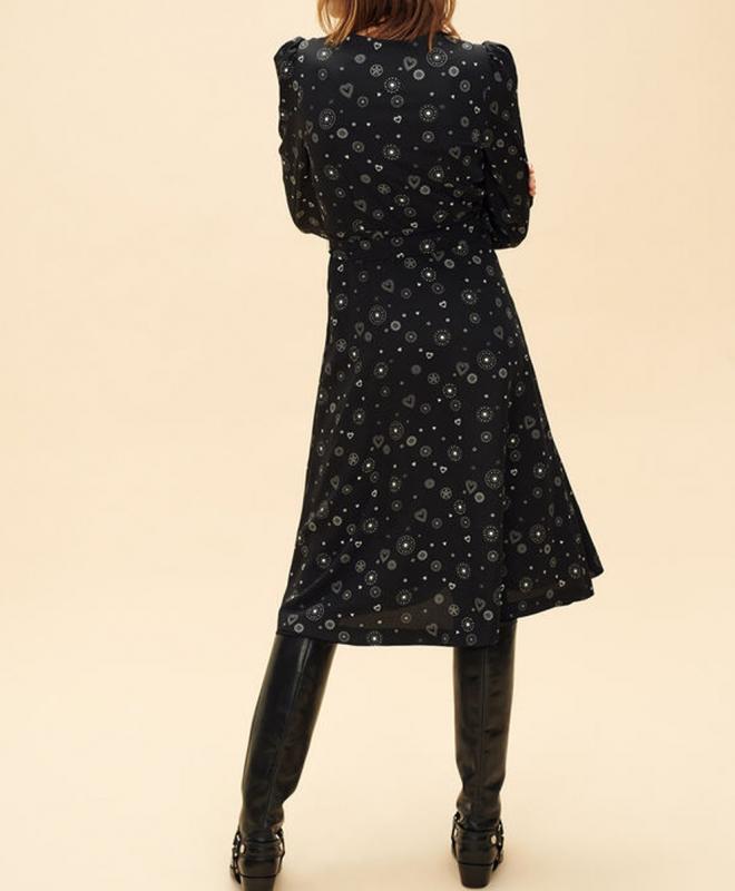 Location robe Claudie Pierlot Romani 4