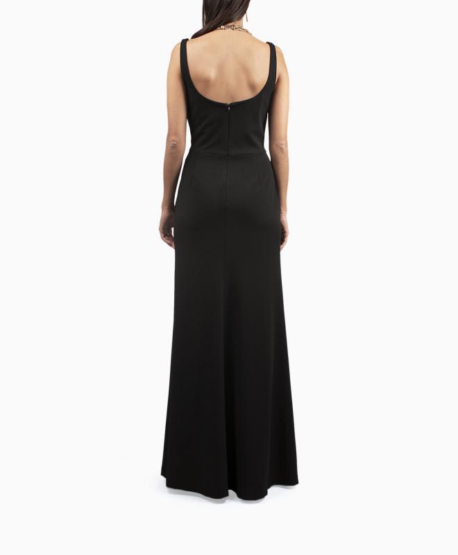 BCBG long dress rental Keana. 2