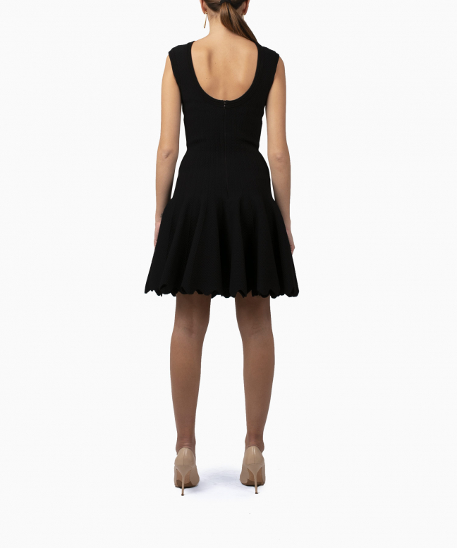 ALAIA dress rental Corolle Black. 3