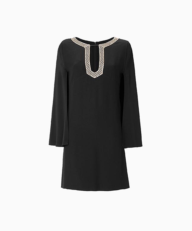 Location robe Vanessa Seward Antique Noire 1