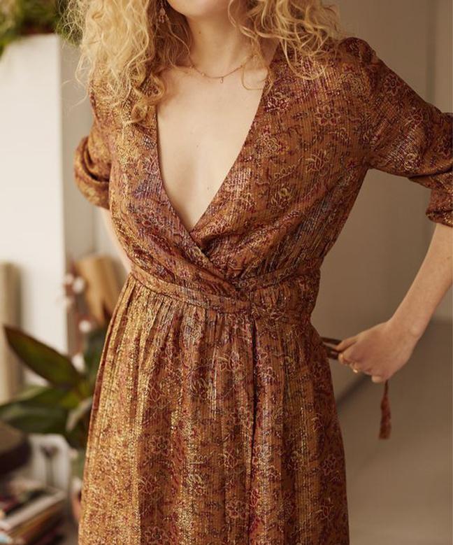 Location robe Louise Misha 1