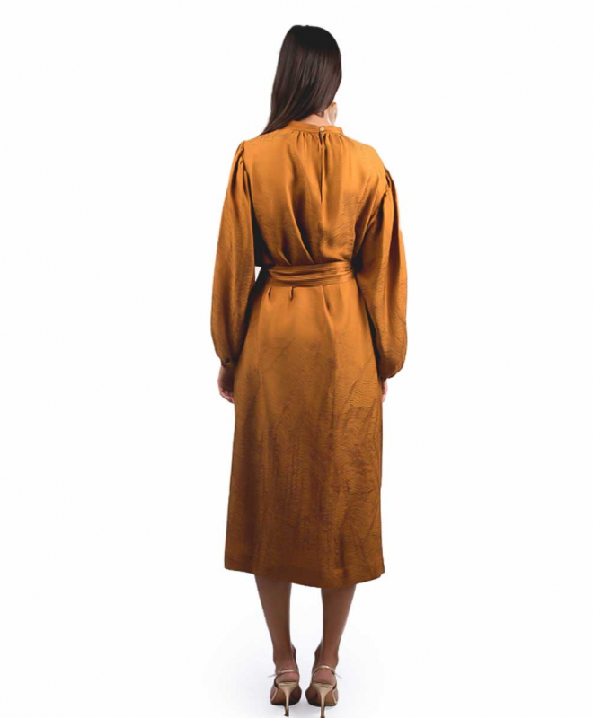 Location Robe INDRESS Quentin Moutarde 3