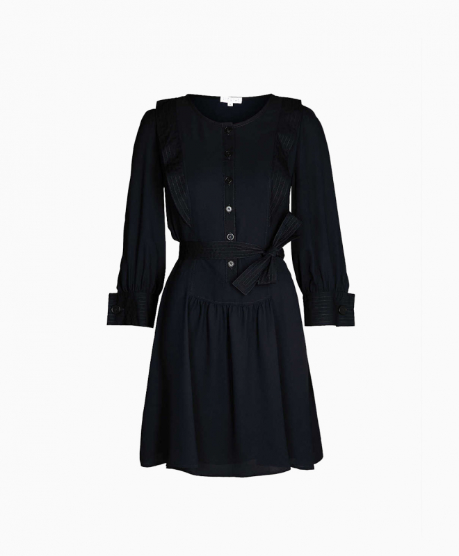 Location robe claudie pierlot rihane 1