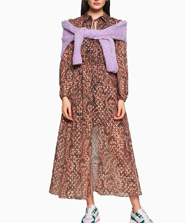 Lacation robe Stevie May 2
