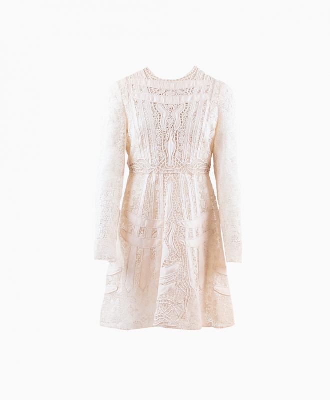 VALENTINO dress rental Pearl. 1