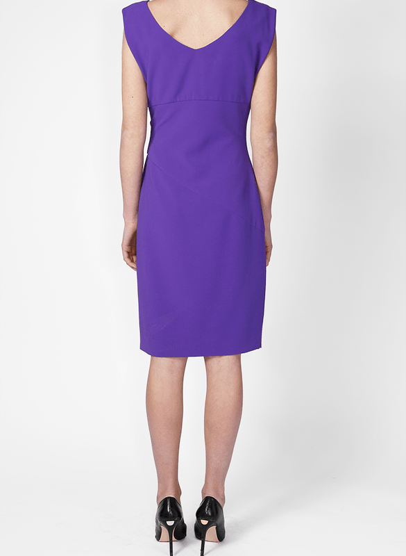 DIANE VON FURSTENBERG short dress rental Jori. 3