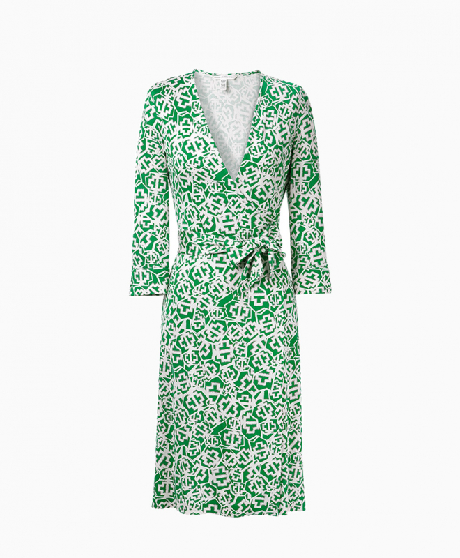 Location robe DVF Wrap 1