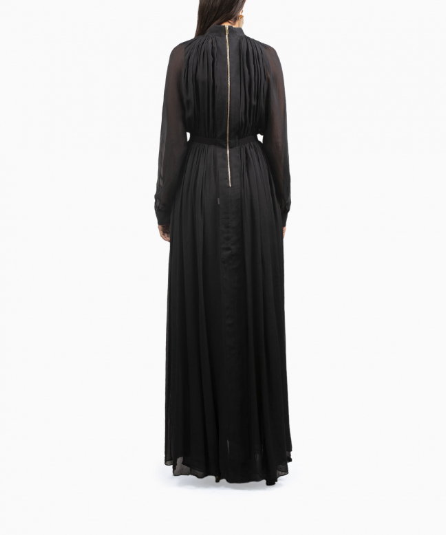 Location robe Rabih Kayrouz Bohème Noire 3