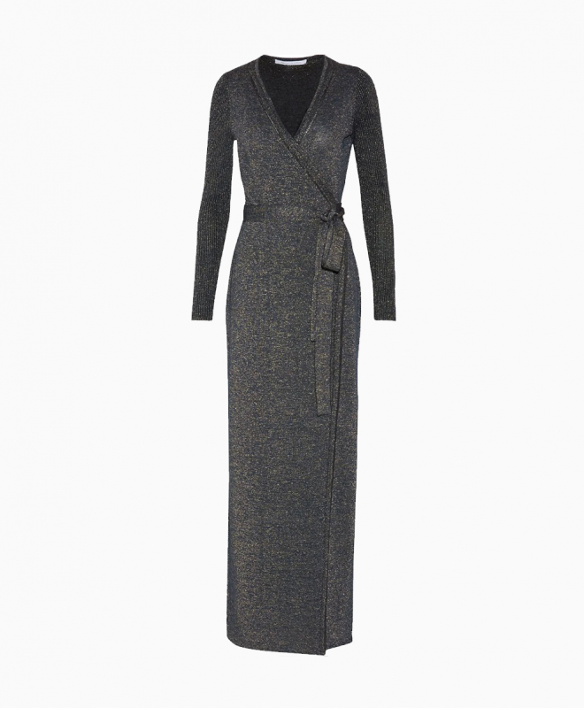 Location robe DVF Evelyn 1