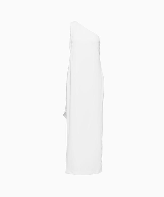 Location robe blanche RALPH LAUREN. 1