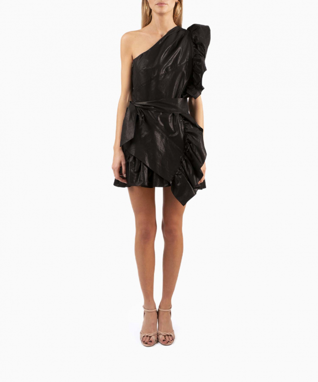 Location robe Isabel Marant Lavern Noire 2