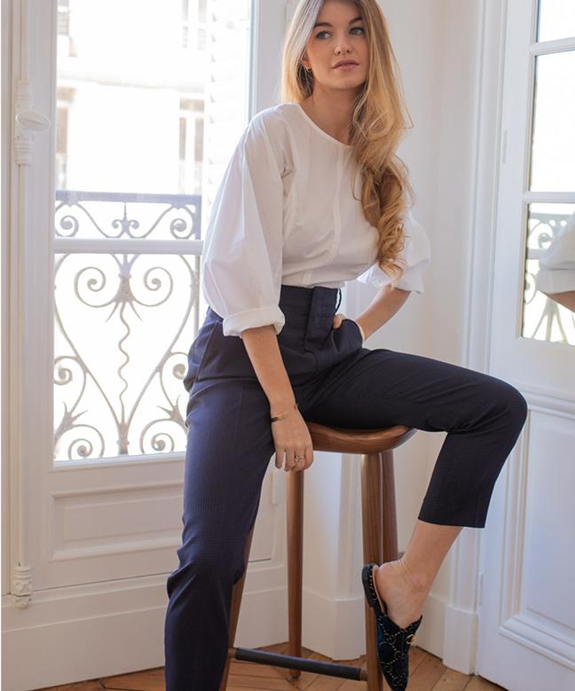 Location pantalon Carolina Ritz Mickael 3