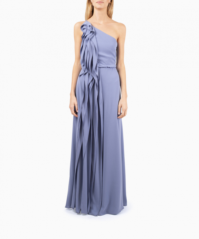 BCBG long dress rental Joyce. 2