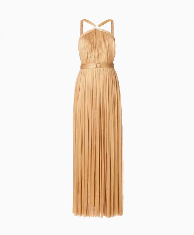 Location robe longue Maria Lucia Hohan Blossom Gown 2