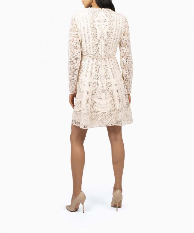 VALENTINO dress rental Pearl. 3