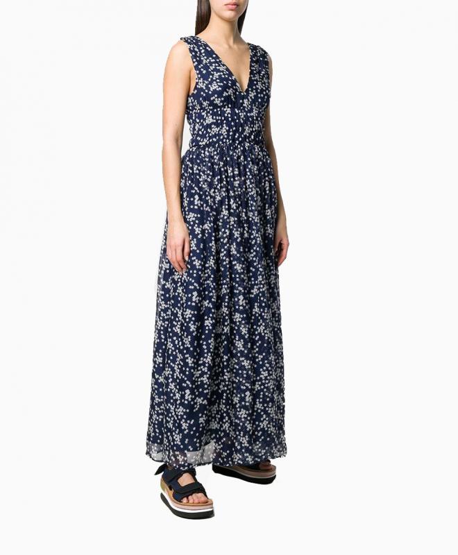Location robe Parosh Starlight Blue 3