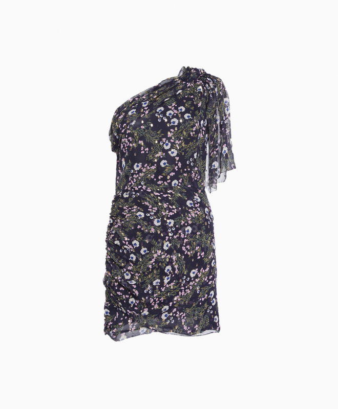 Location robe Isabel Marant Georgette 1