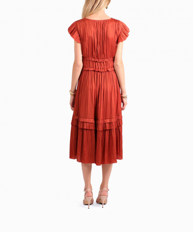 ULLA JOHNSON dress rental Ayana. 3