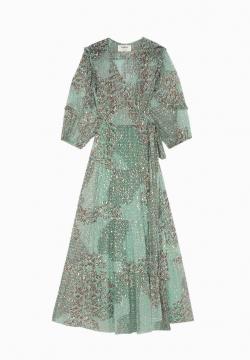 Robe Oriane Verte