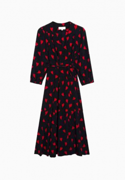 Robe Victoria Coeur