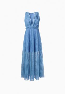 Robe Lace Bleue